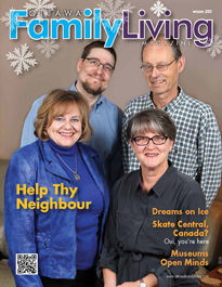 related images. Family Living Magazine