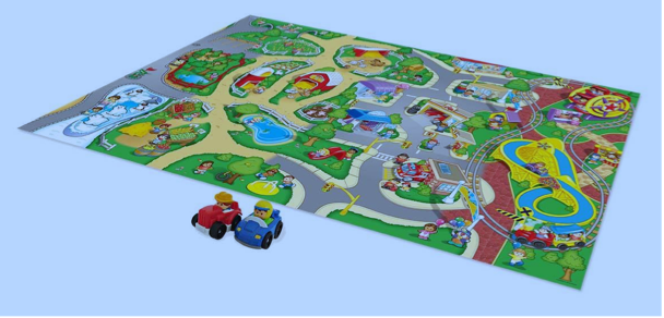 Fun With Fisher Price Mega Mats Ottawa Family Living