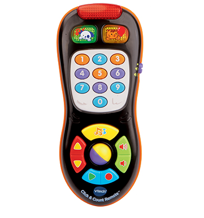 VTech Electronic Learning Products | Click and Count Remote