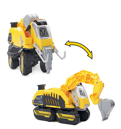 VTech Electronic Learning Products | Digger