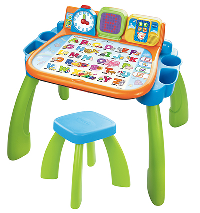 VTech Electronic Learning Products | Touch and Learn Activity Desk