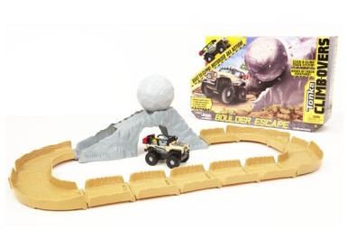 boulder escape playset