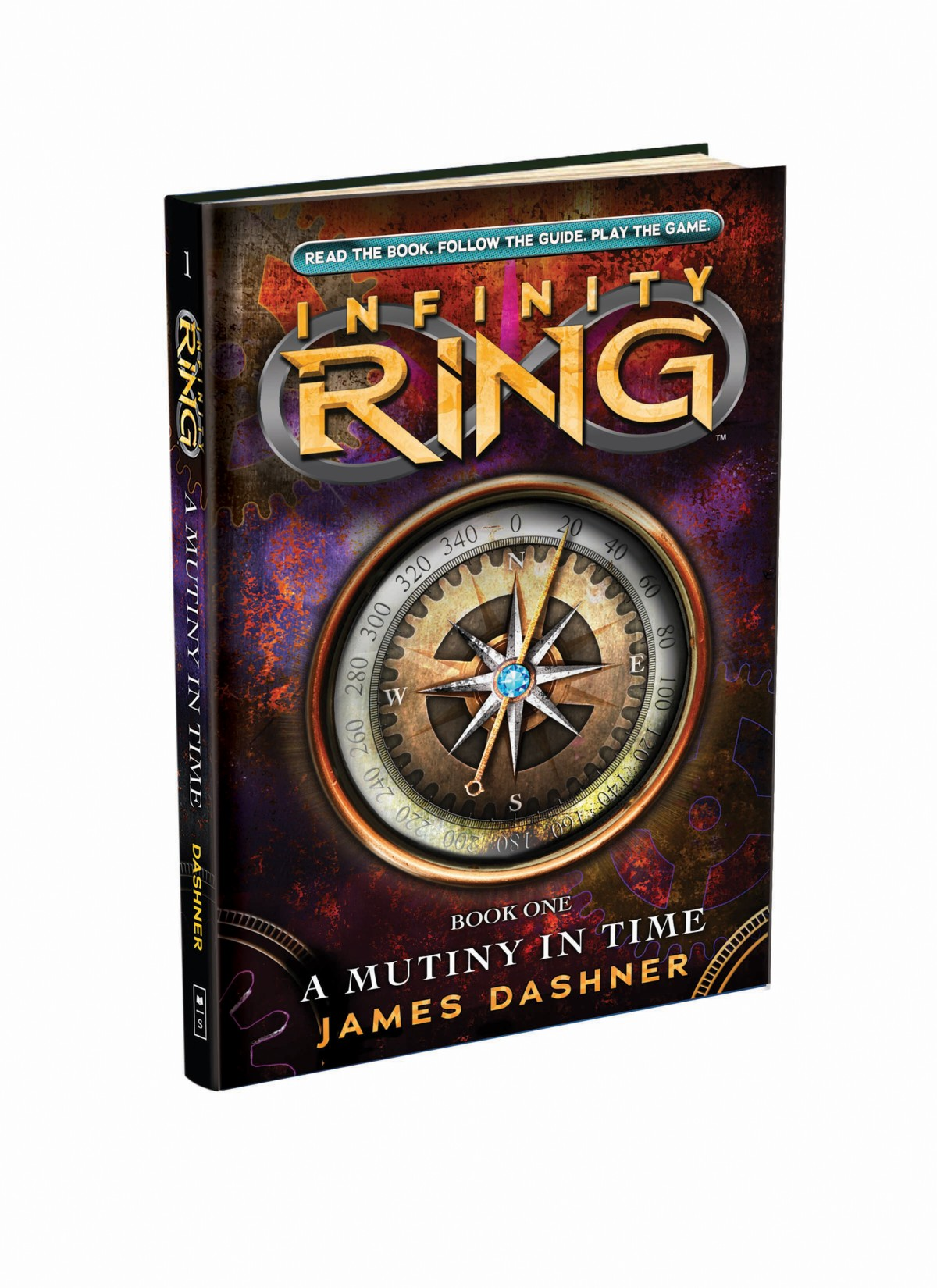 To INFINITY RING™... and beyond! - Ottawa Family Living ... Infinity Ring Book 8